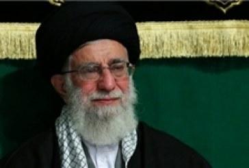 مراسم عزاداری حضرت فاطمه زهرا(س) در حسینیه امام خمینی برگزار شد