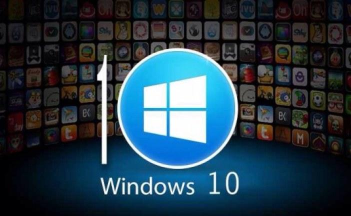 پریدن از روی ویندوز ۹ یکدفعه ویندوزی با عنوان ویندوز ۱۰