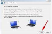 آموزش شبکه دو لپ تاپ یا کامپیوتر به صورت بی سیم