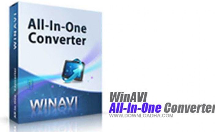 تبدیل فایل های ویدئویی با WinAVI Converter