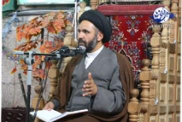 ۳- مطالبه ائمه جماعات نسبت به توقف تبلیغ کالای خارجی- حجت الاسلام حسینی