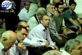 ۷- مطالبه ائمه جماعات نسبت به توقف تبلیغ کالای خارجی- حجت الاسلام ملکی